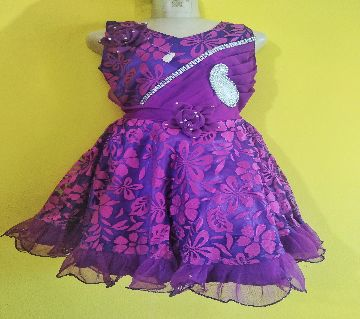 Eid collection exclusive kids Indian party dress