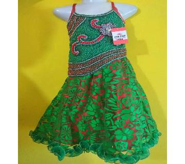 Eid collection indian kids exclusive party dress