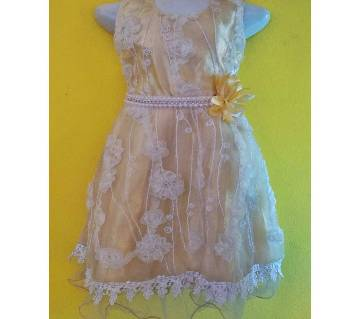 Eid collection exclusive new collection kids party dress