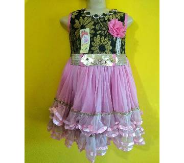 Eid special indian kids party dress