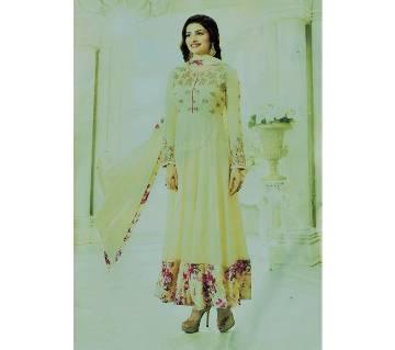 Un stitched Indian cotton replica suit