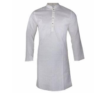 ইন্ডিয়ান কটন সেমি লং জেন্টস পাঞ্জাবি বাংলাদেশ - 5052641