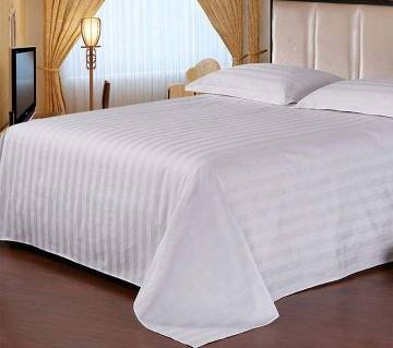 Double size bed sheet set