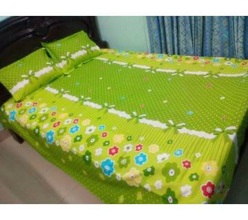Classical HOME TEX double bed sheet set