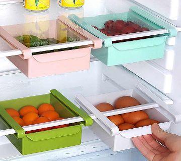 Multi functional refrigerator storage Box