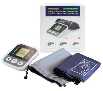 Fully Automatic Arm Style Electronic Pulse & Blood Pressure Monitor