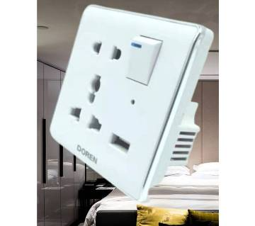 5 Pin USB Socket for Mobile Charging .
