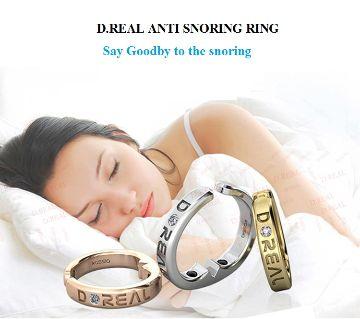 3D Magnetic Acupressure Anti snoring Ring by Hongkong