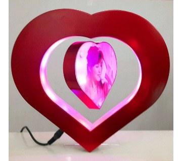 Heart Shape Magic Photo Frame