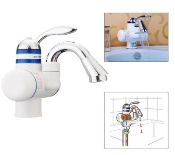 Instant Electric Hot Water Tap for any wall mount