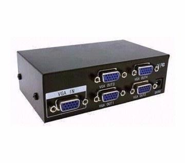 VGA-2004 200 MHz 4 Ports VGA Splitter