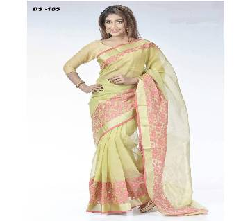 Haf Silk Jamdani Saree