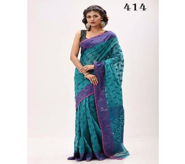 Cotton Jamdani Saree For Women