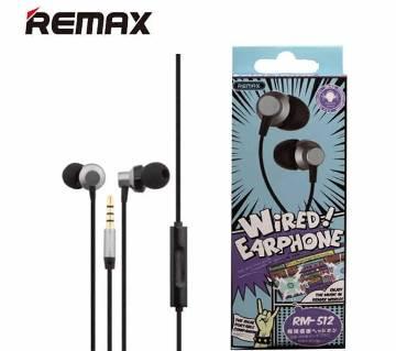 RM 512 Earphone New Version