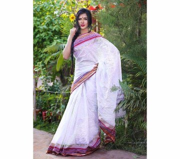 Boishakhi pure cotton sharee