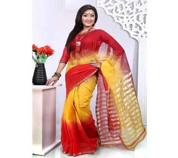 বৈশাখী Half Silk Saree