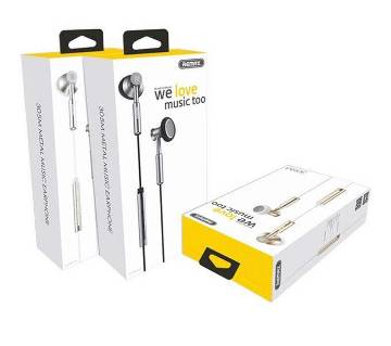 REMAX RM-305M hands free earphone