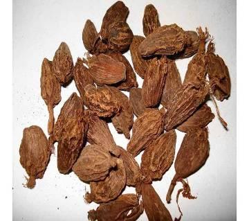 Black Cardamom - 100 Gram