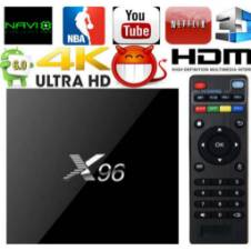 X96 1G+8G 4K Android  TV Box