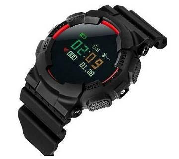 V587 Sports Watch - Black