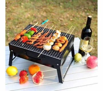 পোর্টেবল BBQ গ্রিল সেট (কয়লা)