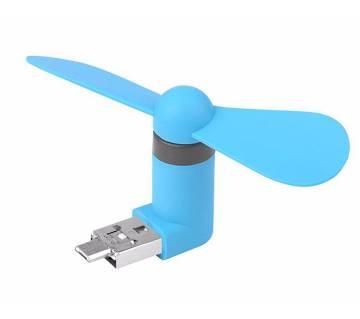 OTG মাইক্রো USB ফ্যান