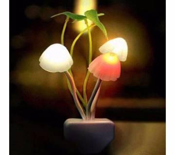 Mushroom LED light