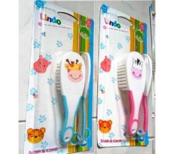 Baby Hair Brush Set - 2pcs set