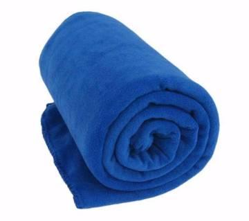 Winter micro fiber bed blanket
