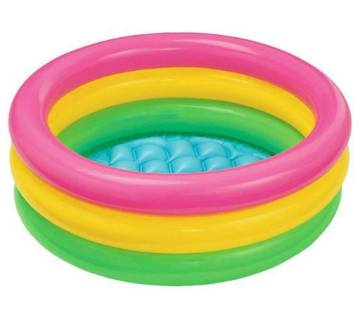 Inflatable  Baby Swiming  Pool With Pamper