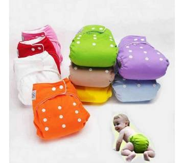 Organic baby cloth diapers