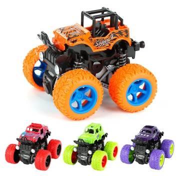 High Speed Racing Car Kids Toys (Color- Random)
