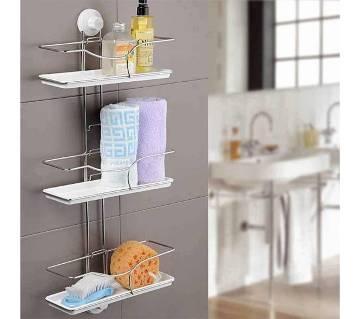 3 layer suction shelf