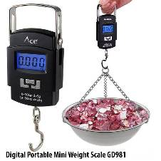 Digital Portable Mini Weight Scale