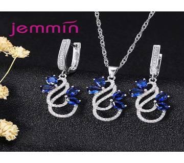 Necklace + Earrings Set