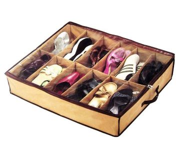 Space Saving Shoe Organizer