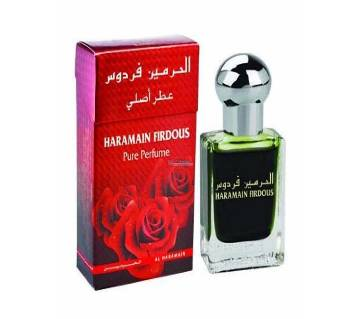 Al Haramain Wardia Perfume Oil- 15ml UAE