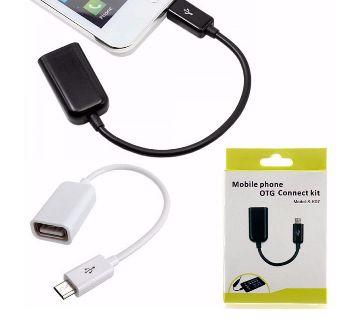 Micro USB OTG ক্যাবল