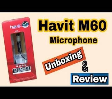 Havit M60 Mini Microphone