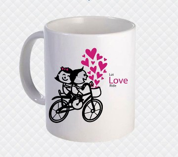 Love Ride মগ