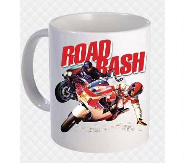 Road Rash সিরামিক মগ