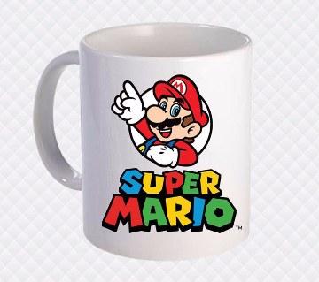 Super Mario সিরামিক মগ