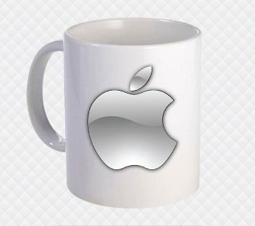 Apple লোগো মগ
