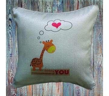 Cushion Cover -  Thinking of You
