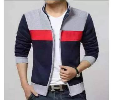 Gentle Regular Fit Cotton Jacket