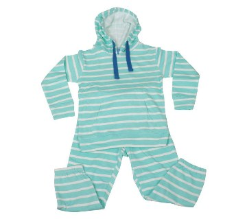 Full Sleeve Hoodie & Trouser For Kids