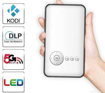 Andriod Wifi DLP 4k পকেট প্রজেক্টর