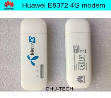 Huawei 4G LTE Wifi Usb কার মডেম E8372 বাংলাদেশ - 8831852