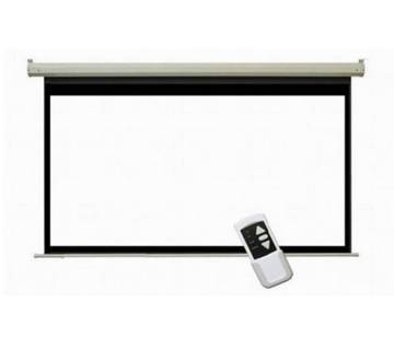 """ELECTRIC PROJECTOR SCREEN  60""""X60"""""""