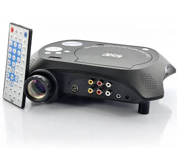 LED Multimedia DVD Projector